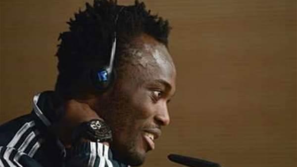 Essien: Ronaldo is anxious ahead of United clash