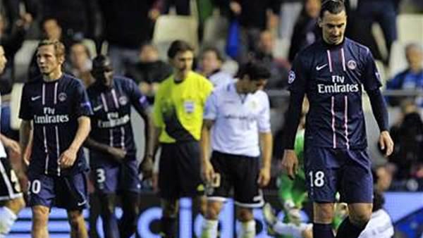 Ancelotti fumes over Ibrahimovic dismissal