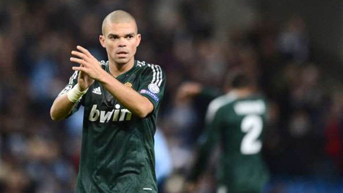 Pepe plots Barca plight