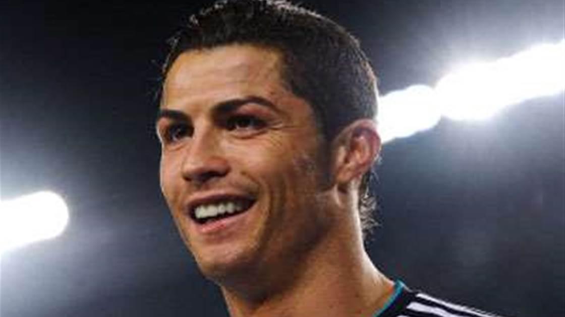 Ronaldo hails 'perfect' performance