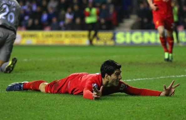 Reds thrash Wigan
