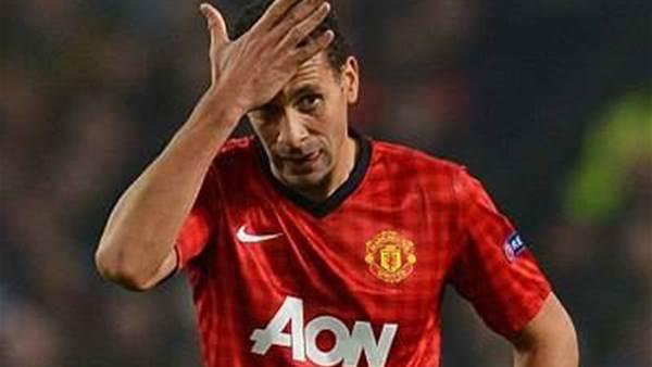 Ferdinand escapes FA sanction