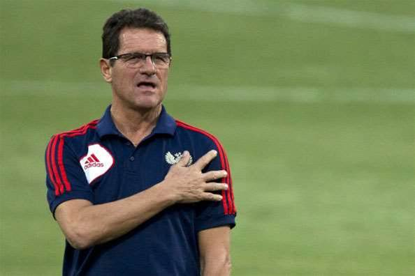 Capello pleased with London visit