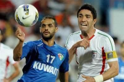 Iraq held by Kuwait