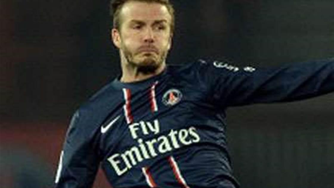 Leonardo slams referee after Beckham dismissal