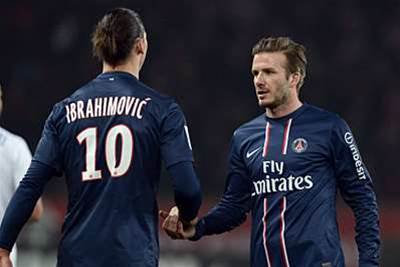 Beckham weighing up PSG future
