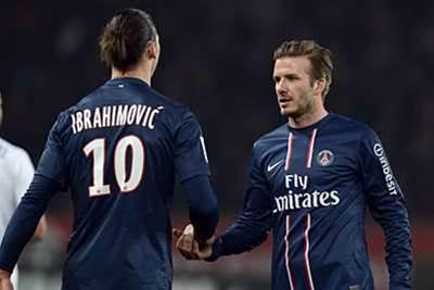 Beckham weighing up PSG future