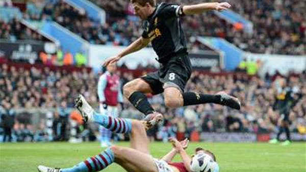 Gerrard pleased with fighting spirit
