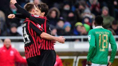 Bundesliga wrap: Frankfurt edge Greuther