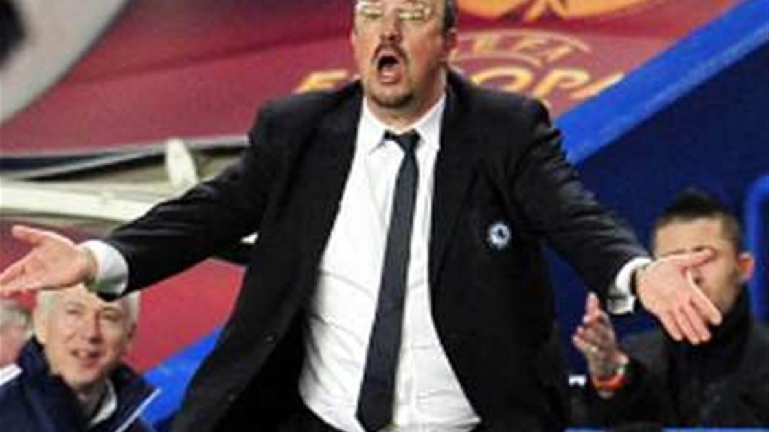 Chelsea primed for semis, says Benitez