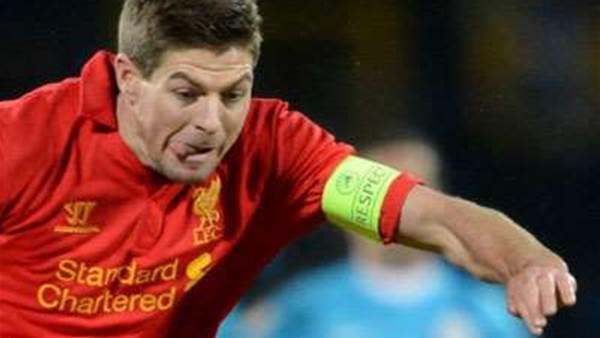Rodgers: Years left  in skipper Gerrard