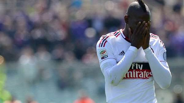 Balotelli suspended for three games