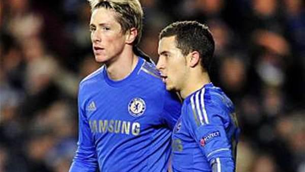 Hazard defends 'top-class' Torres