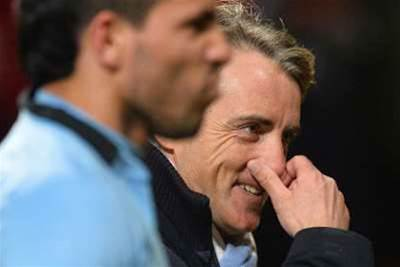 Mancini: Second place the key now