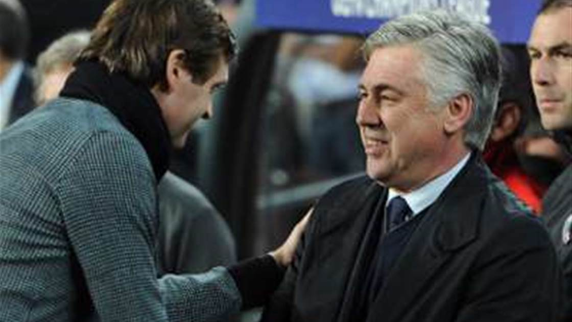 Proud Ancelotti rues PSG's exit