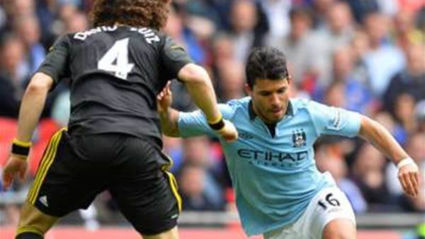 Aguero plans to honour City contract