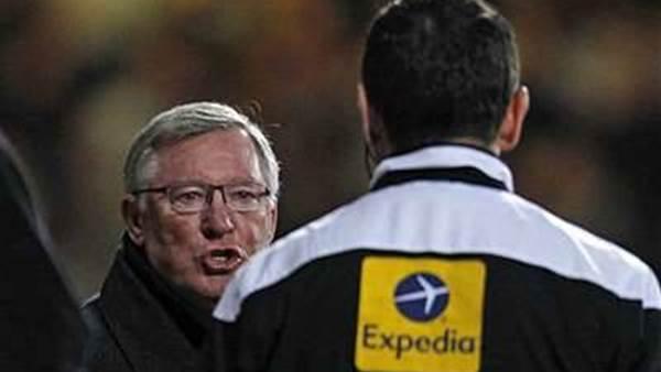 Ferguson fumes at Carroll tackle
