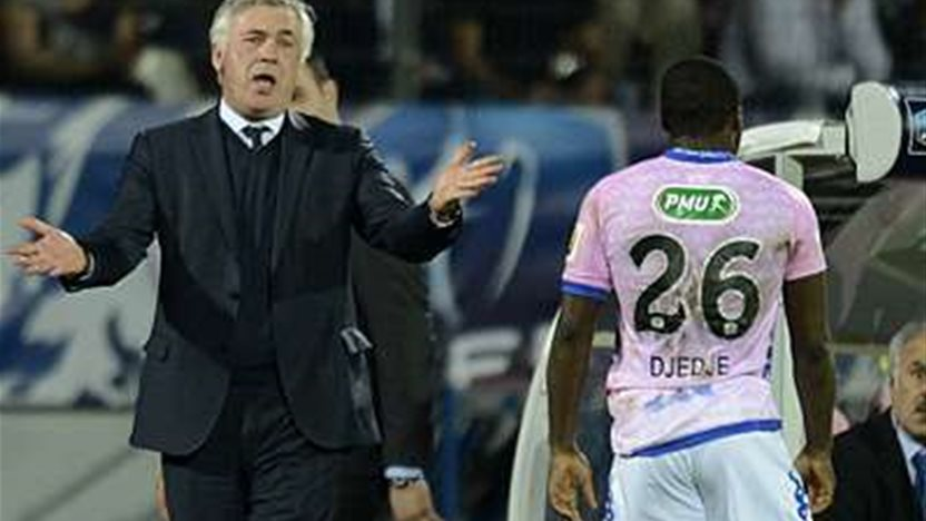 PSG exit a disaster, admits Ancelotti