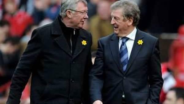 Hodgson hails 'magician' Ferguson after title win