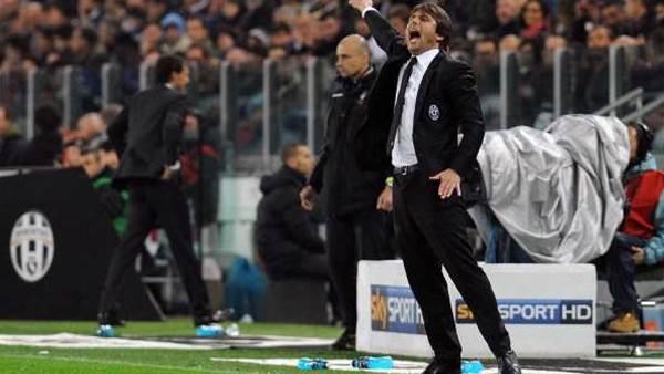 Juventus play down Conte exit talk