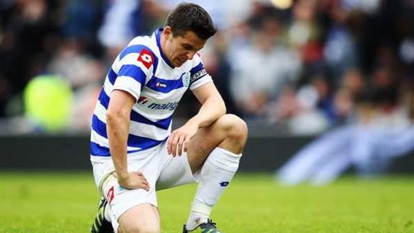 Barton blasts relegated QPR