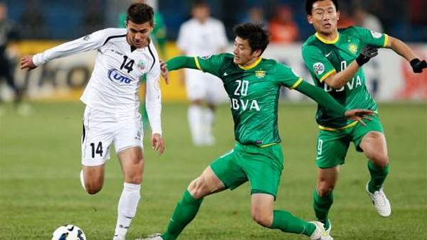 ACL Wrap: Beijing Guoan advance