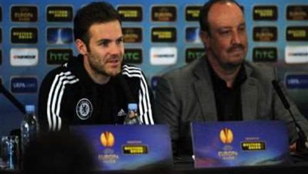 Mata: Benitez is a great manager