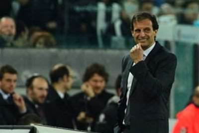 Allegri hits out at 'backwards' supporters