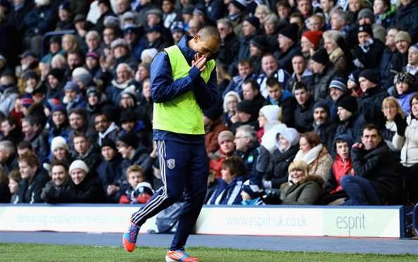 Clarke: Boos stopped Odemwingie coming on