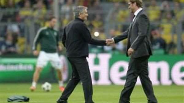Klopp, Mourinho, Moyes: Ferguson's potential replacements
