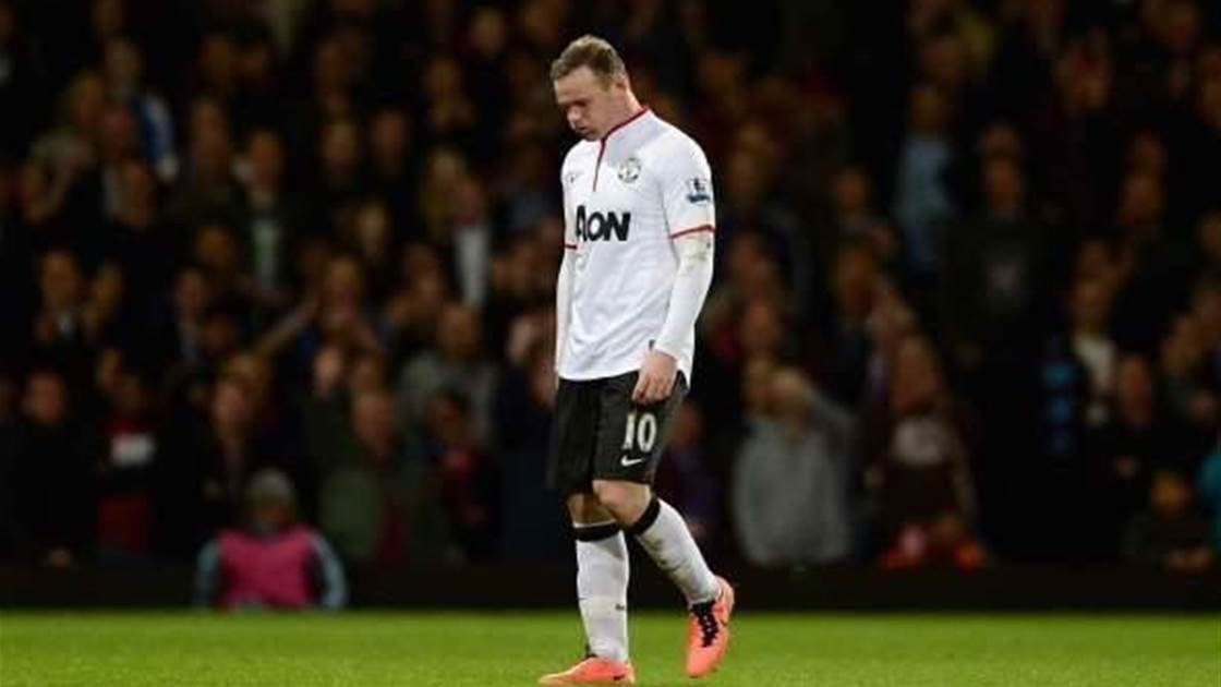 Ferguson confirms Rooney transfer request