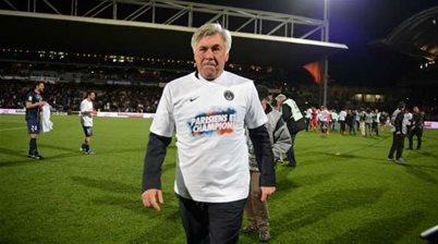 Ancelotti hails deserved title win