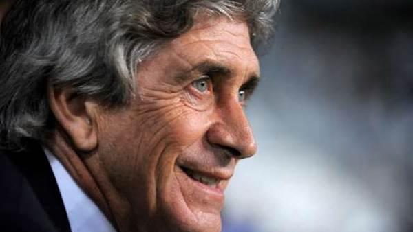 Malaga refuse to comment of Pellegrini future