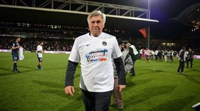Ancelotti asks to leave PSG