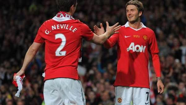 Becks: I wanted to go out on top