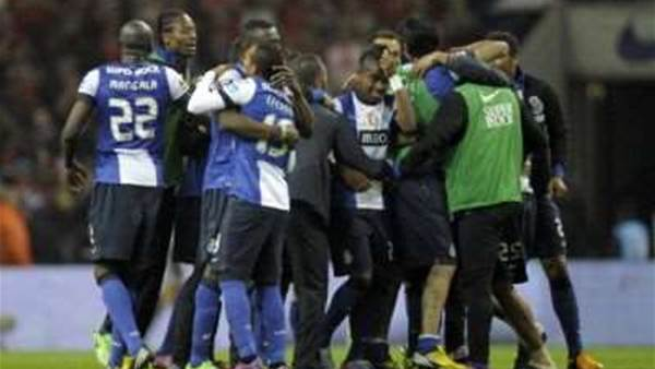 Porto clinch Portuguese crown