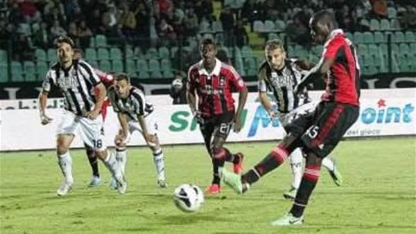 Serie A: Siena 1 Milan 2
