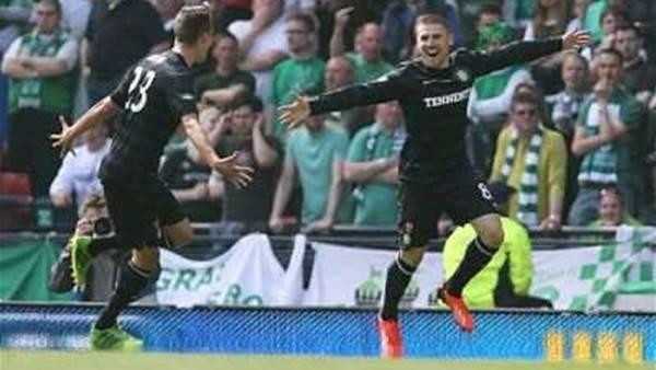 Impressive Celtic cruise to Scottish Cup win