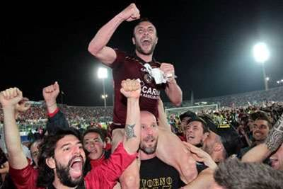 Livorno promoted to Serie A