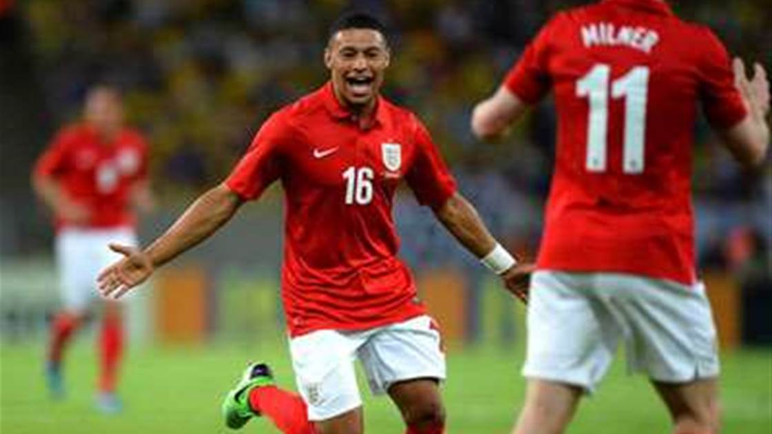 'Ox' earns Hodgson plaudits