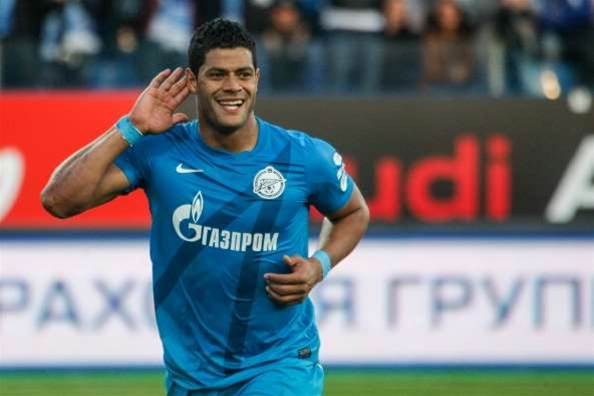 Hulk to decide on future after Confederations Cup