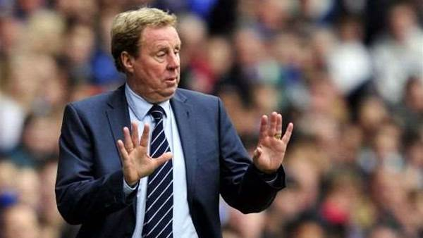 Redknapp: We are on the same page at QPR