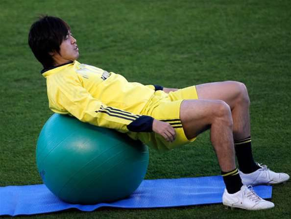 Japan ready for Confederations Cup opener