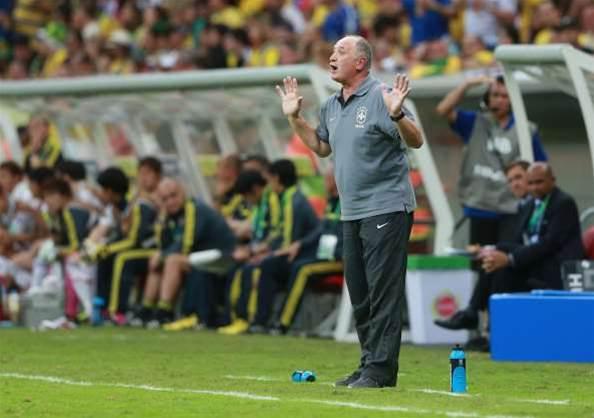 Scolari: Brazil ominously close to best