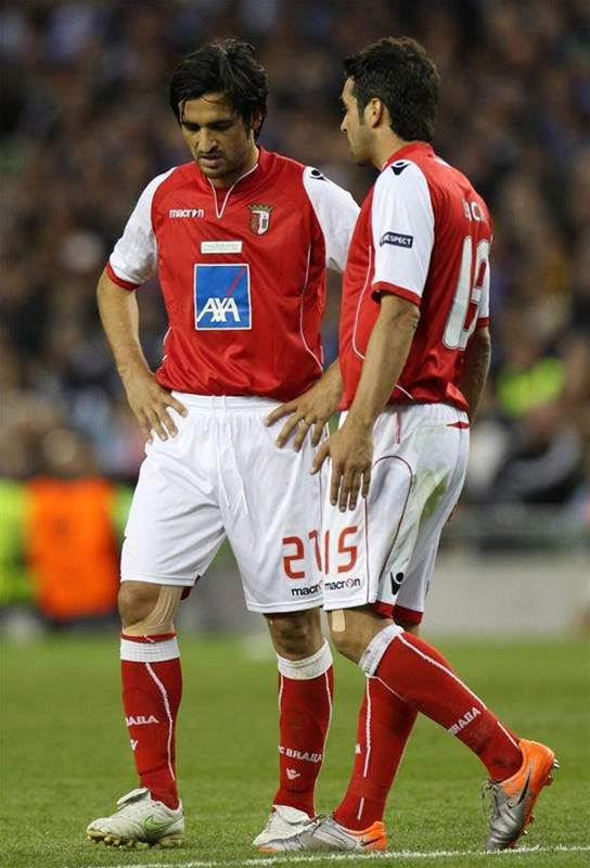 Disappointment for Braga Boss