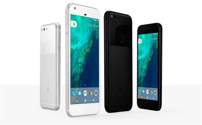 Hands on with the Google Pixel