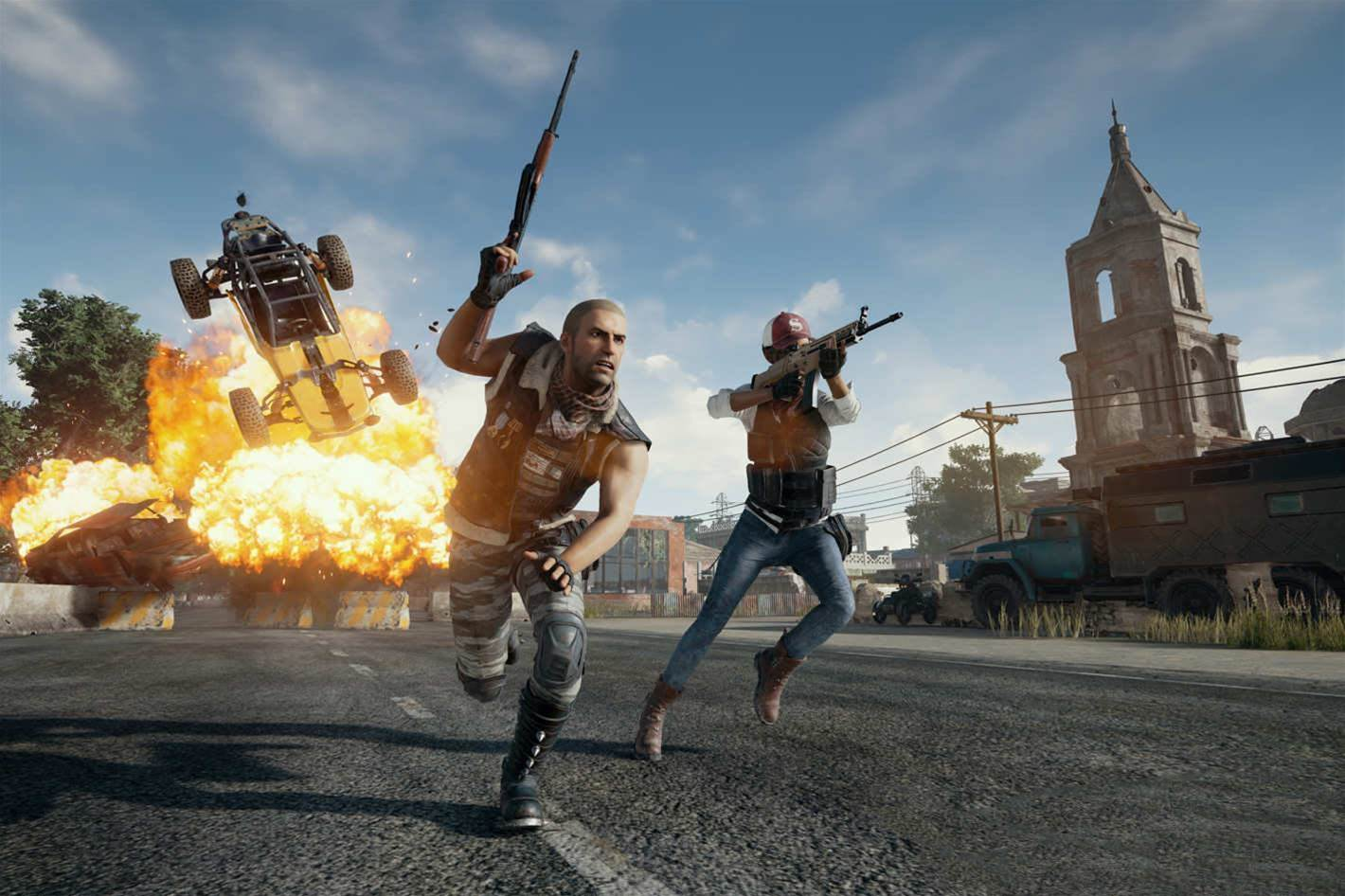 PlayerUnknown's Battlegrounds' next update lets you drop markers with ease
