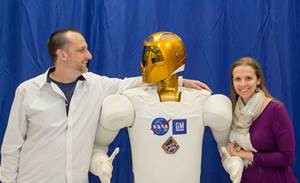 Woodside starts 60-month trial with NASA robot