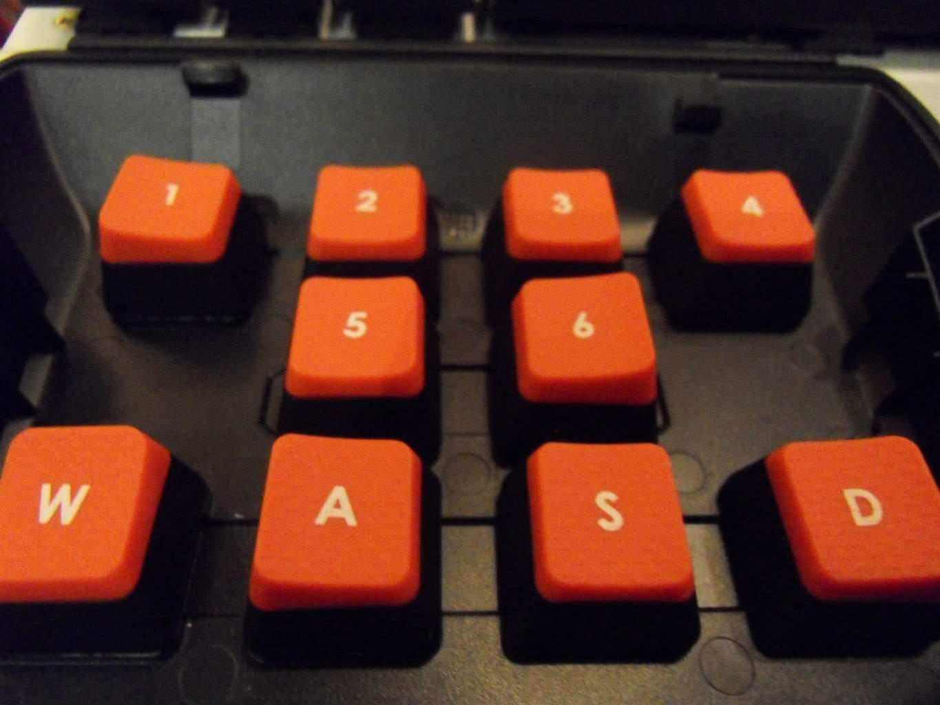 Corsair's new Vengeance keyboards: best things ever