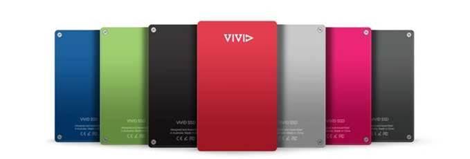 Australian-made Vivid SSD makes its Kickstarter goal